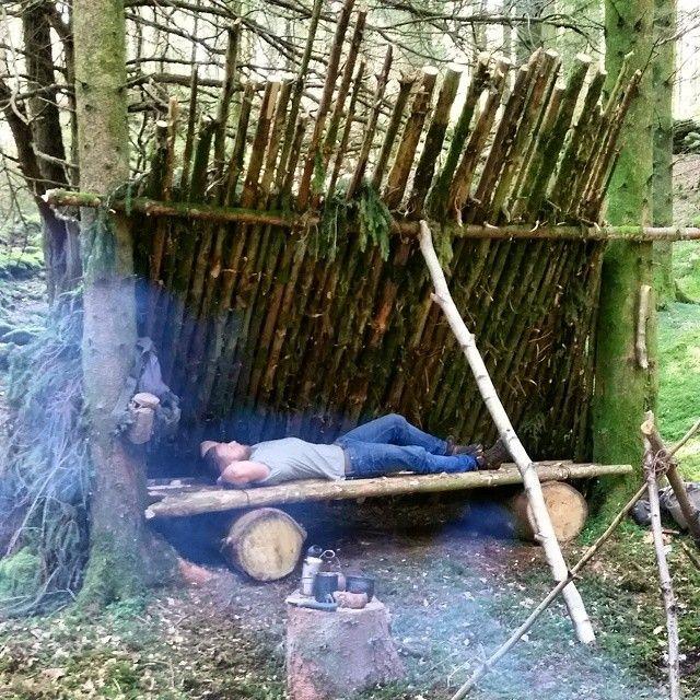 Camping Survival Skills: Photo From Sam_twyford