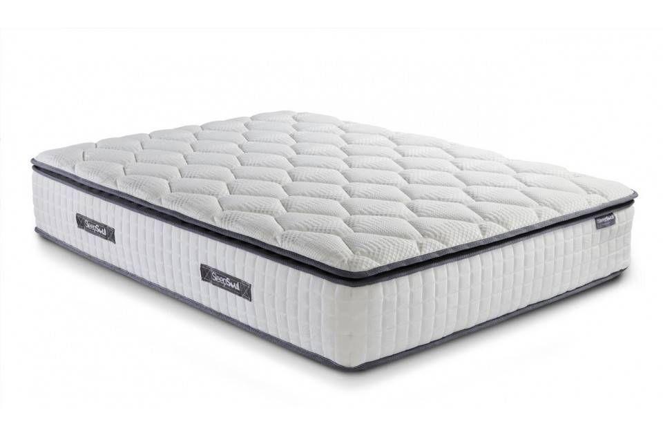 Sleepsoul Bliss Mattress Mattress Soft Pillows Foam Mattress