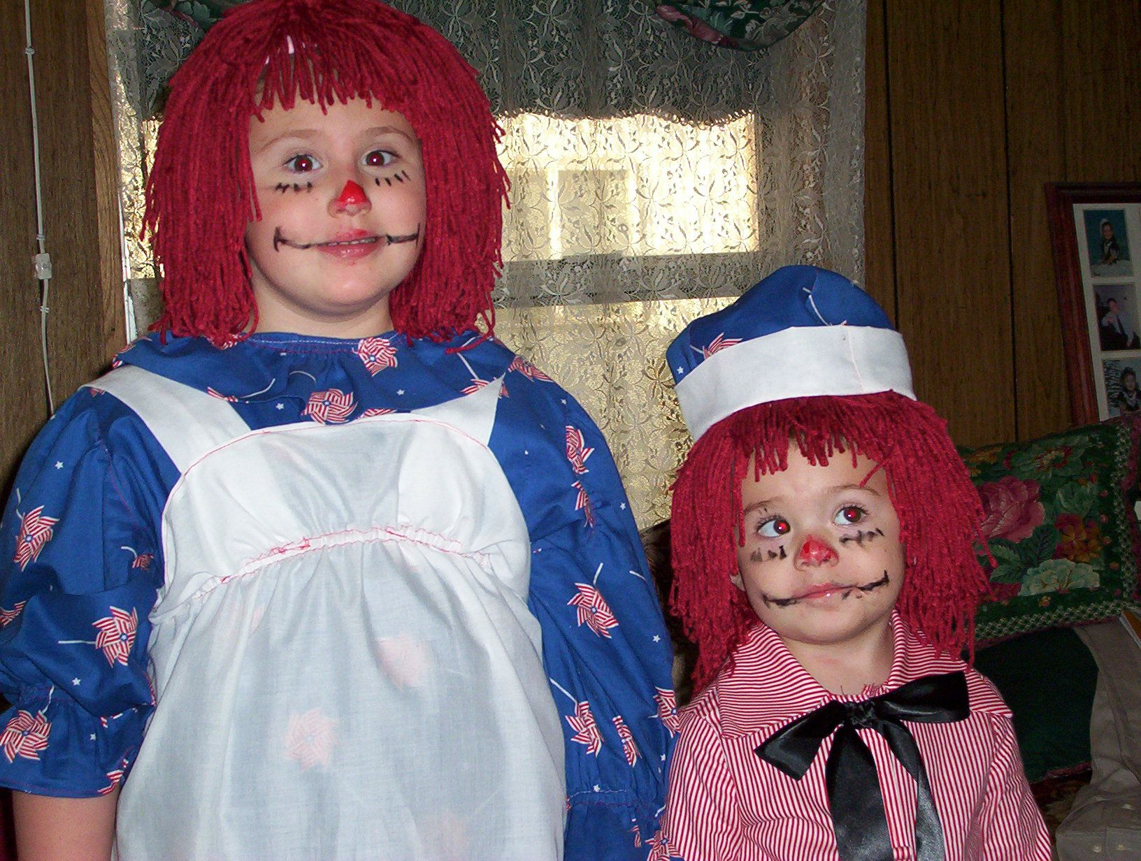 Raggedy Anne & Andy
