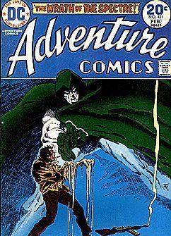 #AdventureComics No.431 #DCComics The Spectre begins his run in AC. http://www.amazon.com/dp/B005VGTT2S/ref=cm_sw_r_pi_dp_iDXAsb1DT7YEEY3T