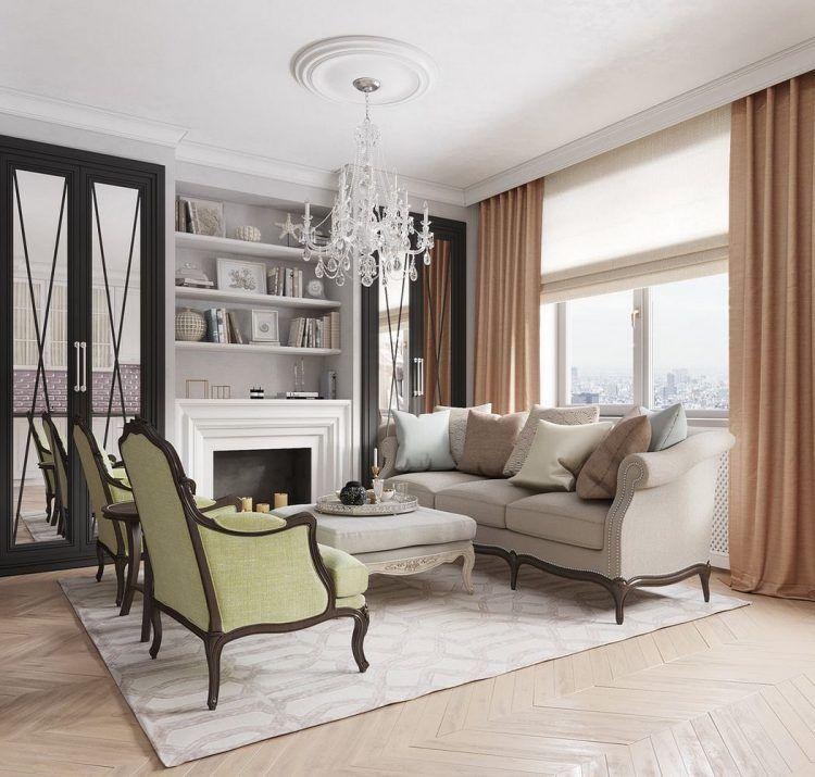 Egyszobás 35m2-es lakás kényelmes és funkcionális berendezése ...