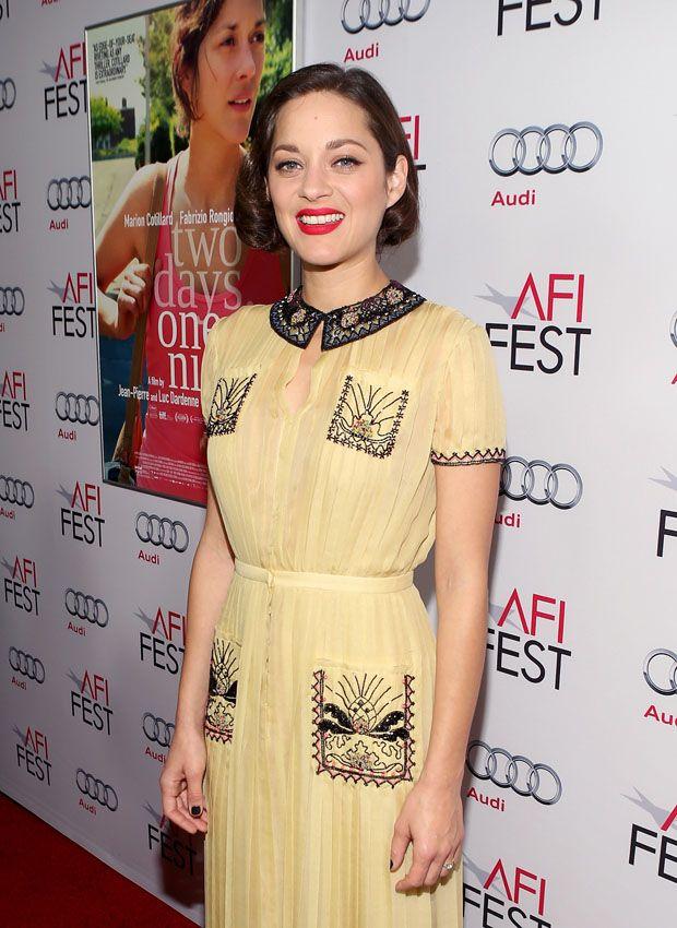 Emilia Clarke - AFI Awards Luncheon in Beverly Hills (2015