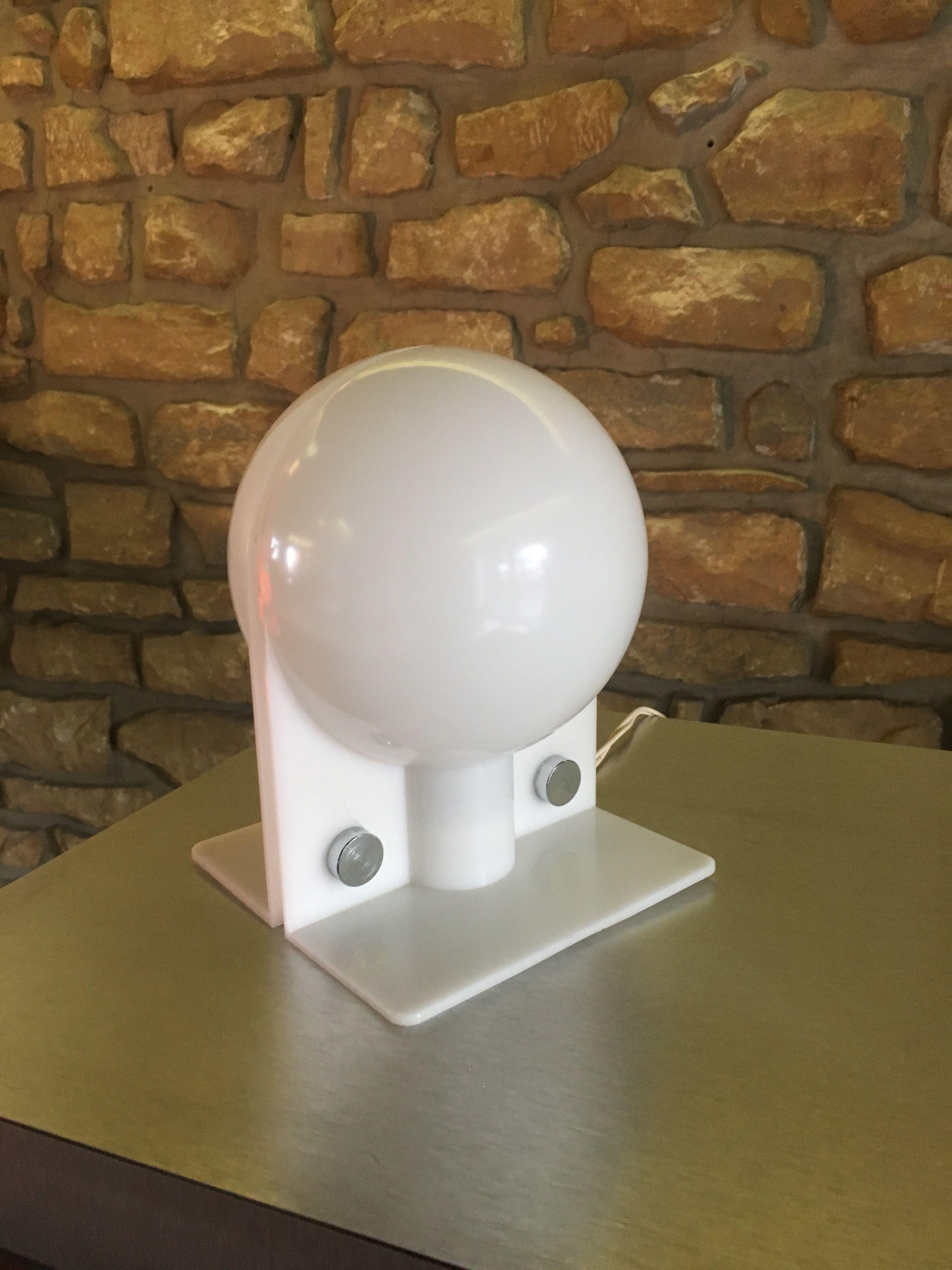 Lamp Sirio produces by Guzzini