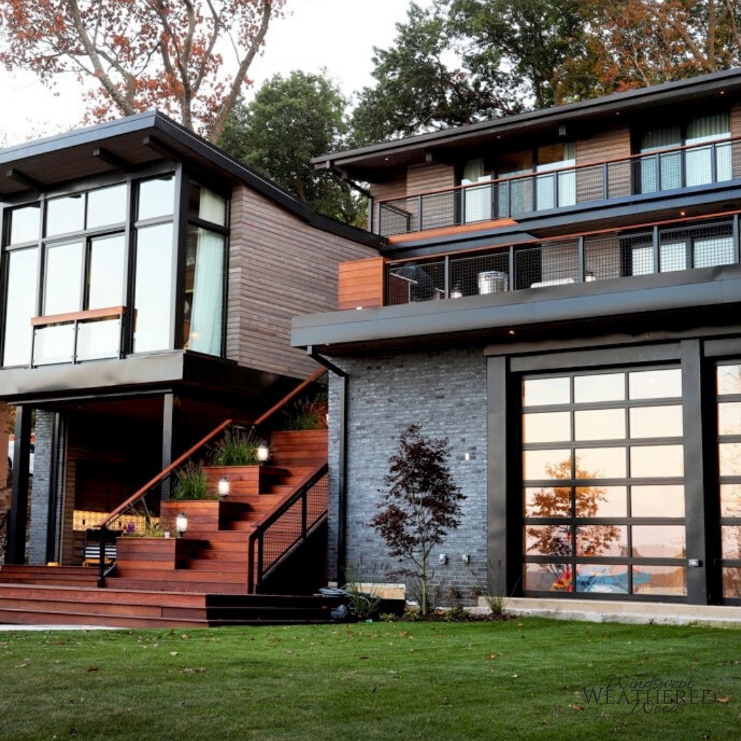 Modern Exterior Wood Siding: Blending Modern Designs With Natural Elements Like Our Eco