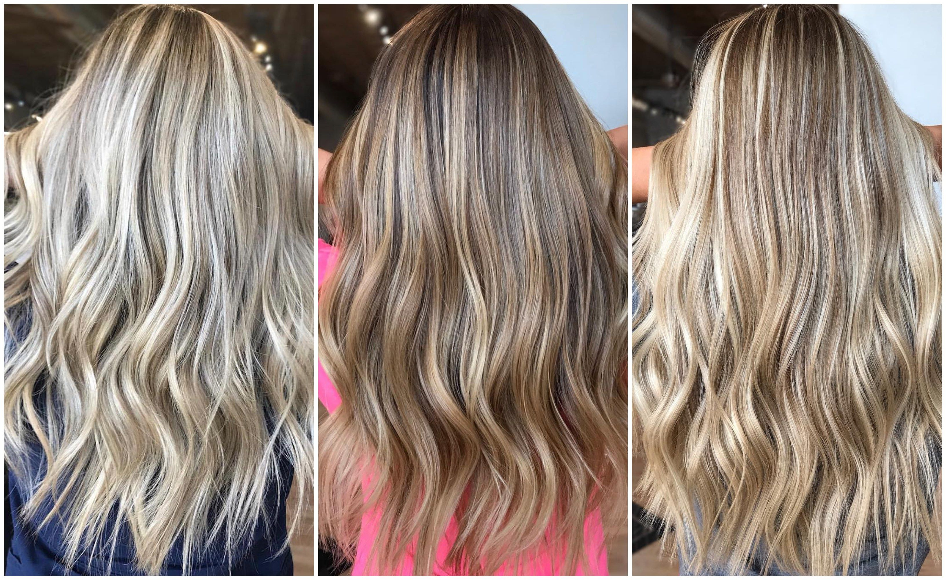 Foilyage Is Your Next Favorite Hair Color Technique Hair Color Techniques Types Of Hair Color Hair Techniques