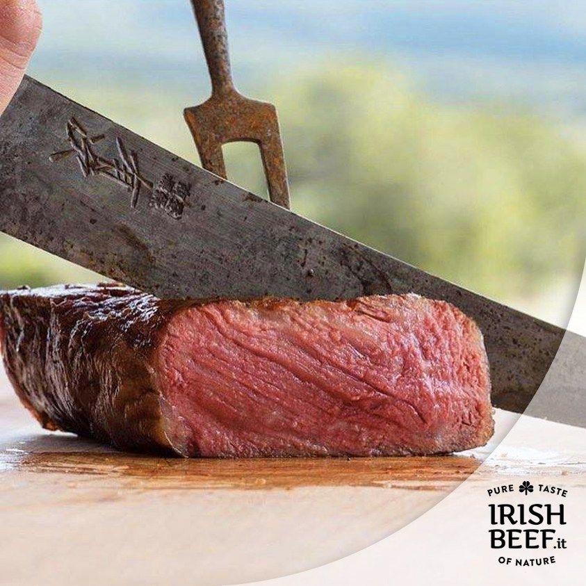 Non vi viene fame? Che tipo di cottura amate per la vostra #IrishBeef ?
