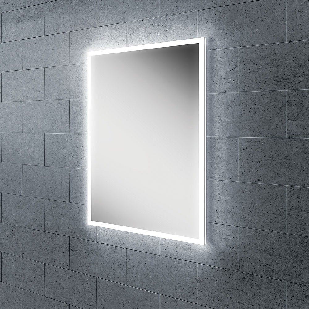 Glow mirrors, exclusive to C.P. Hart, with eye-catching LED lighting ...