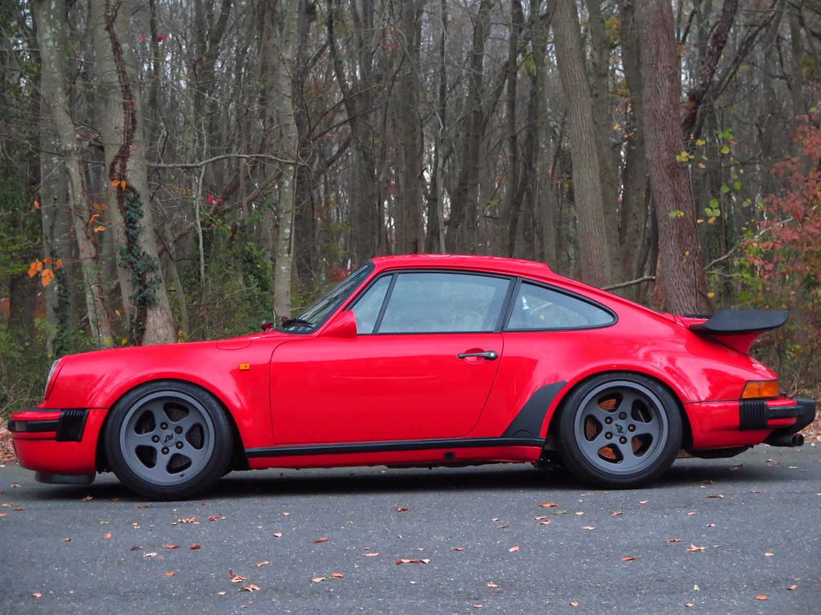 This 1986 porsche 911 turbo has 56k miles and is modified with this 1986 porsche 911 turbo has 56k miles and is modified with many ruf parts vanachro Image collections