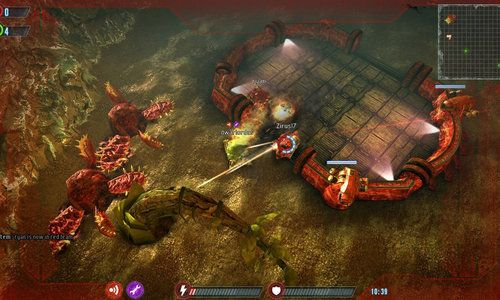 Tunnelers is a top down, Action tank Shooter MMO Game. http ...