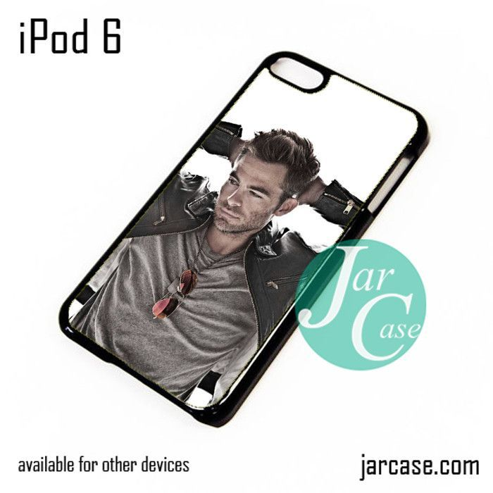 Chris Pine 5 iPod Case For iPod 5 and iPod 6