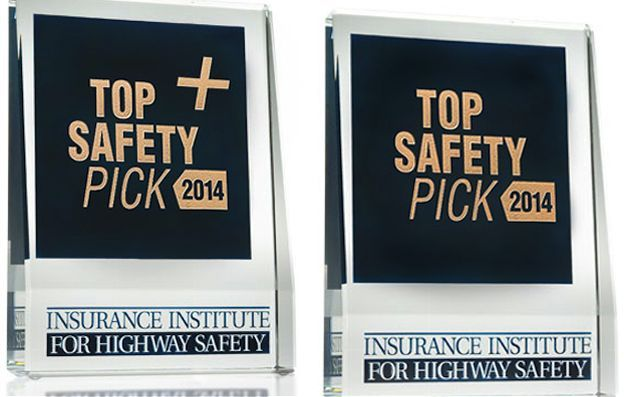 Several Vehicles Win Top Safety Pick Or Top Safety Pick From Iihs
