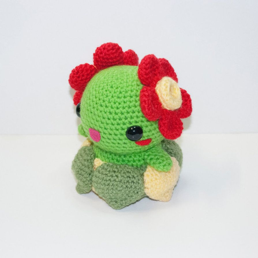 #182 Bellossom, the Flower Pokémon. Now available and READY TO SHIP!!! www.etsy.com/listing/228727239…