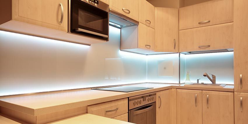 under cabinet lighting in kitchen. Under Cabinet Led Lighting In Kitchen B