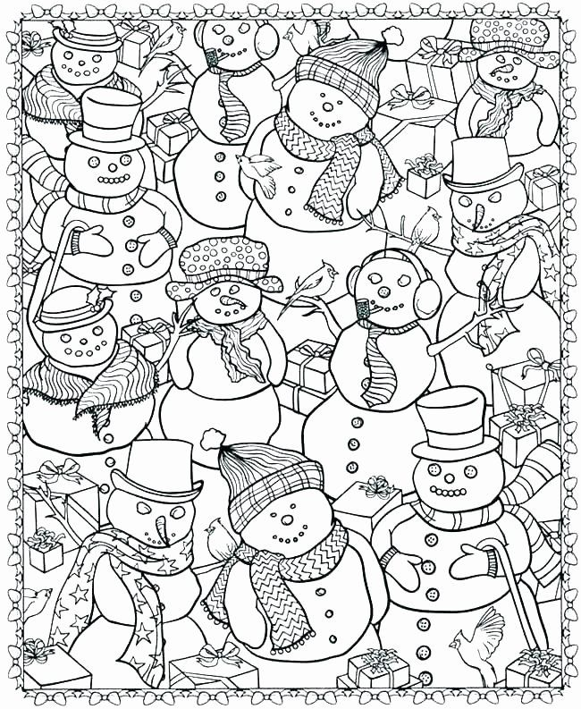 Holiday Coloring Pages for Middle School Elegant Free Printable