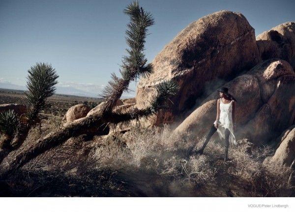 Amerikaanse Vogue Editorial - Donkere Modellen In Vogue US - Nieuws - Fashion