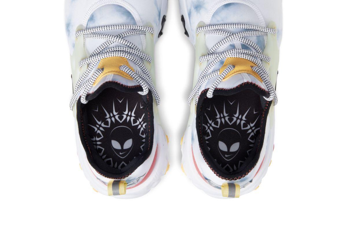 Nadchodza Nietypowe Nike React Presto Alien Nike Sneakers Shoes