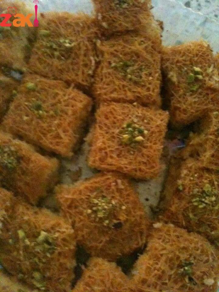 كيكة الشعيريه الباكستانية كتير طيبة و بسيطة زاكي Desserts Yummy Baking