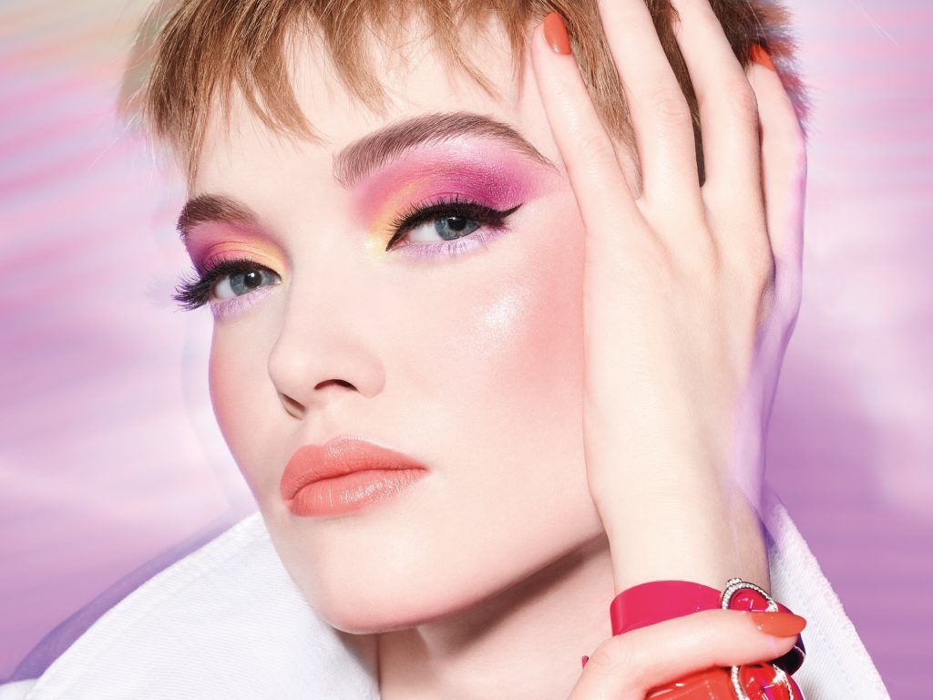 Christian Dior Spring 2020 Glow Vibes Makeup Collection Film In