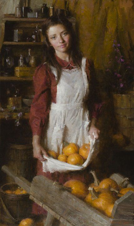 morgan weistling oil painting homework
