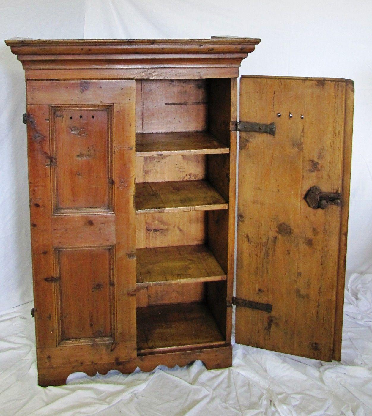 Credenza da cucina provenienza val gardena antichit for Vendita di mobili