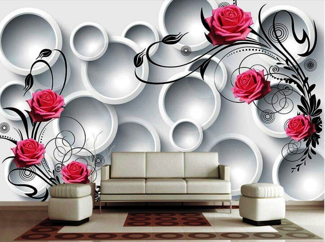 Wall Stiker Dinding 3d