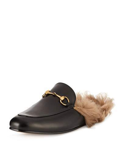2d4c3f6fd Men's Princetown Fur-Lined Calf Leather Mule Slipper | W I S H LIST ...