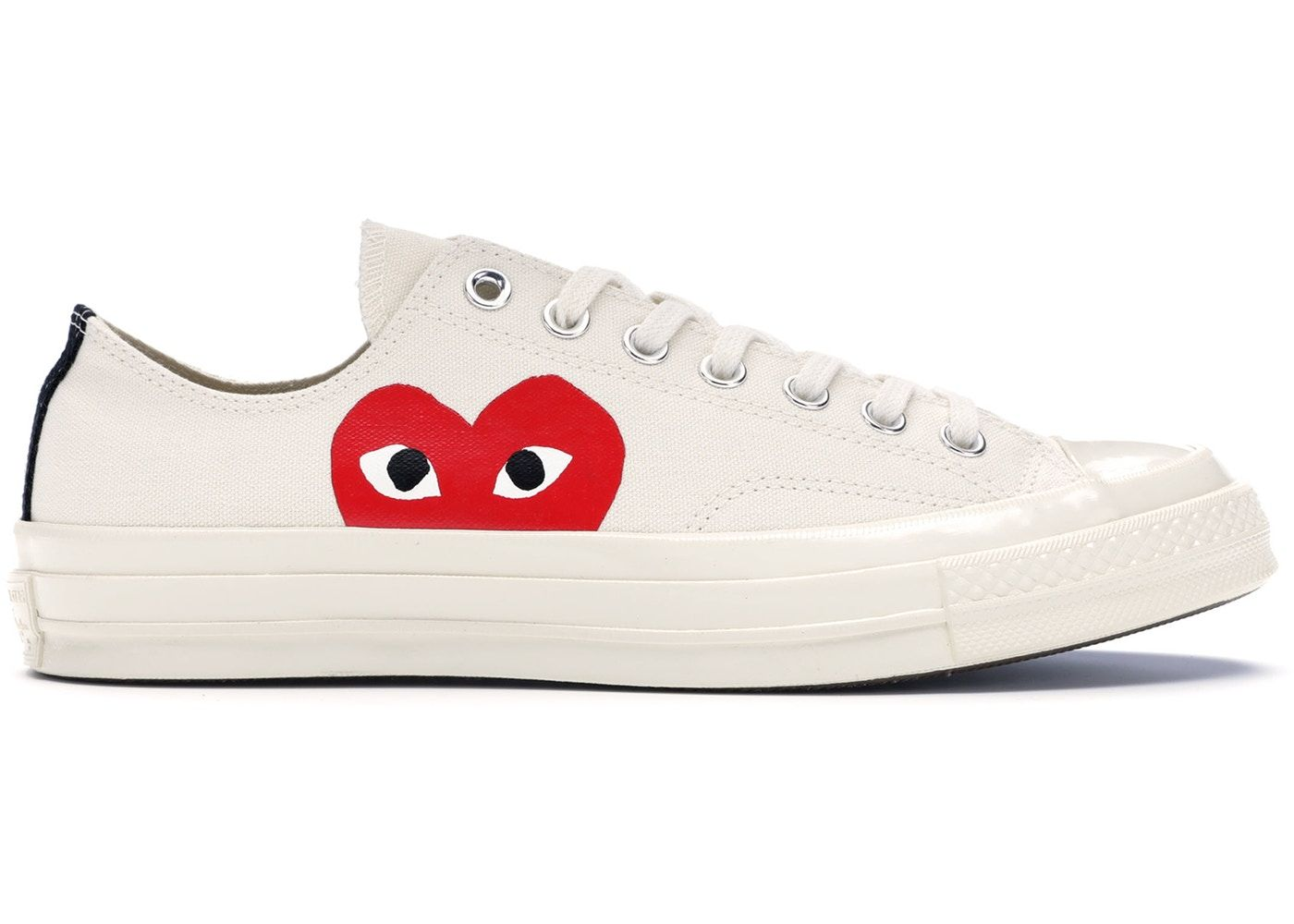 Converse Chuck Taylor All Star 70s Ox Comme des Garcons PLAY