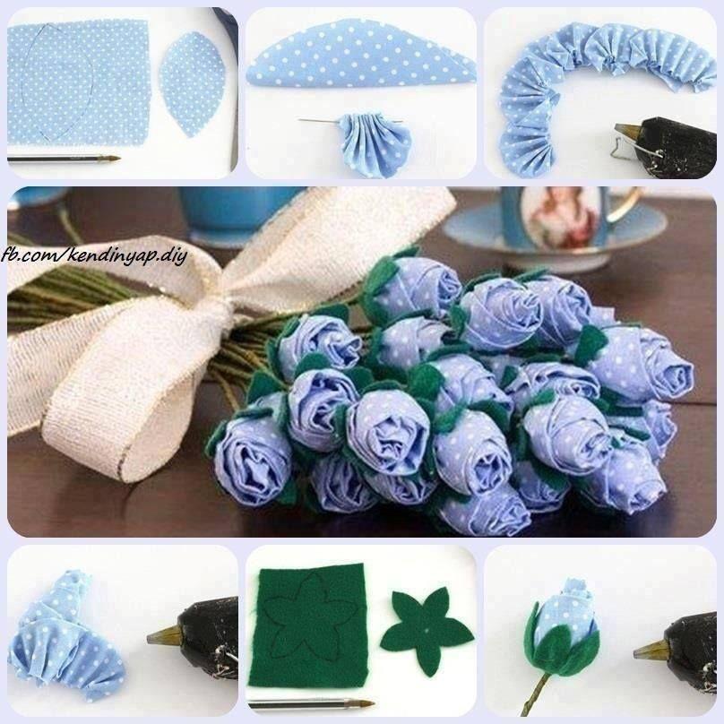 Делаем бабочек своими руками из ткани фото 66