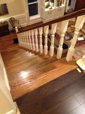 Delicieux Is It Wrong To Have Different Wooden Flooring Upstairs From Downstairs?    Houzz