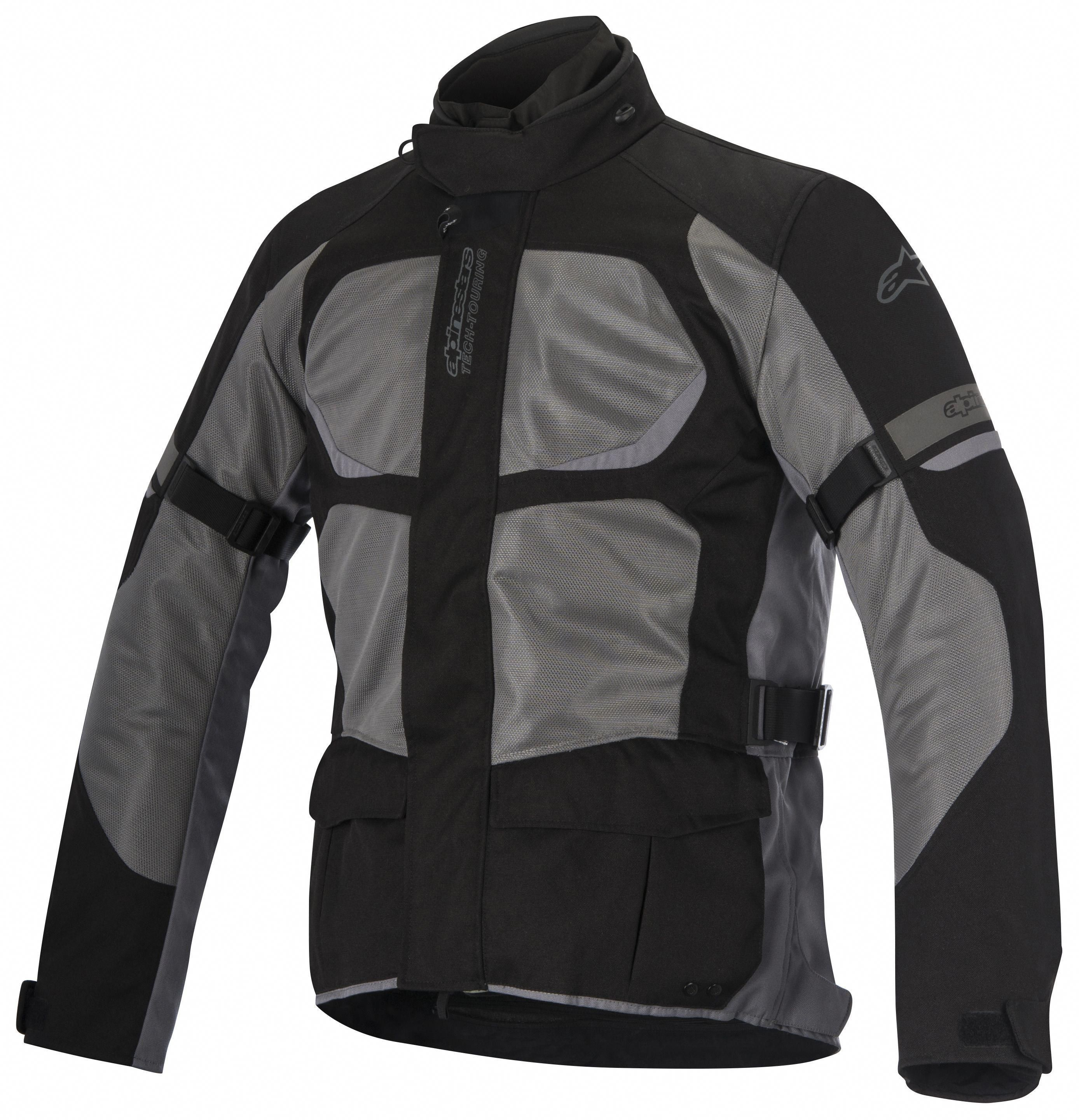 A versatile warm weather touring jacket that incorporates