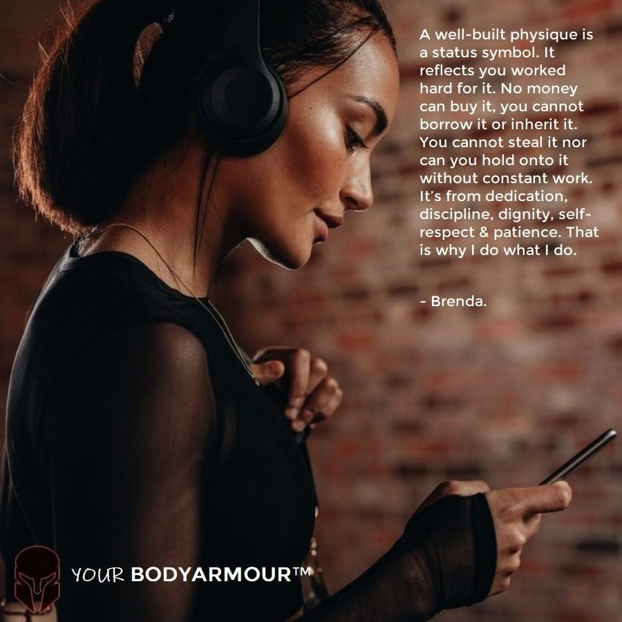 #yourbodyarmour #testimonial #selfrespect #discipline #dedication #wellbuilt #physique #patience #re...