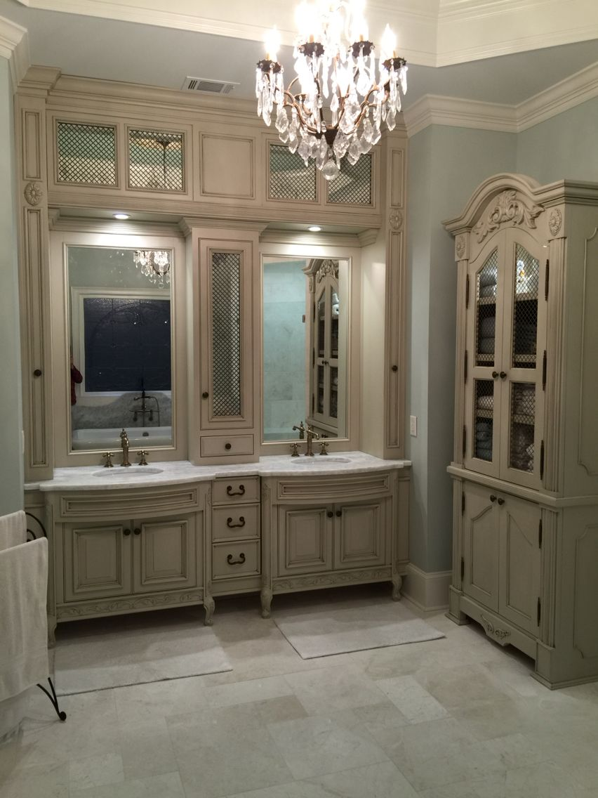 Best Installation Complete Vanities And Armoire Finished In 400 x 300