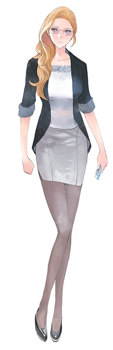 Moeka Kiryu / Steins;Gate The Committee Of Antimatter