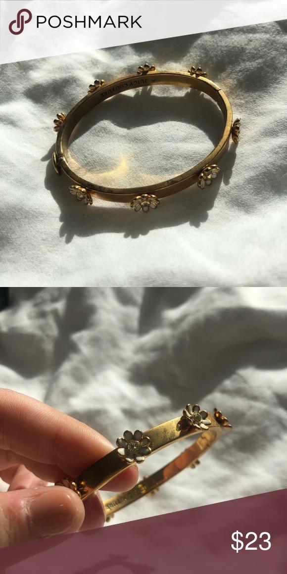 2eaef4c5e4dcc Juicy Couture Bracelet Good condition Will do  20 shipped via depop! Same  username Make an