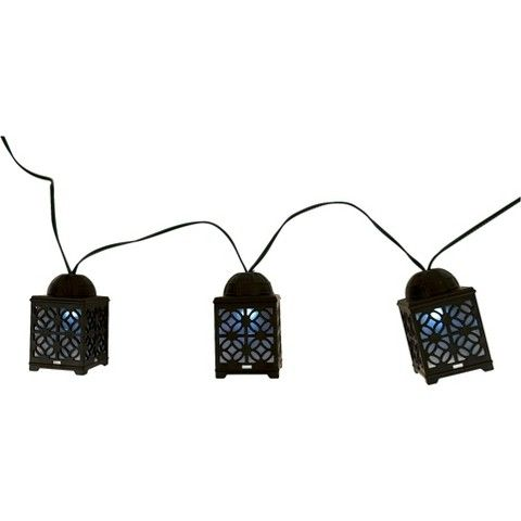 Target Solar String Lights Solar Marrakech String Lights 20Ct  Threshold™  Target  Don't