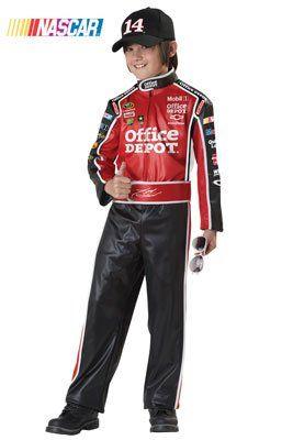 nascar race car drivers halloween costumes
