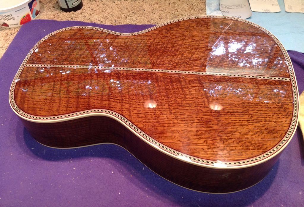 Kinnaird Guitars--Going To Memphis - The Acoustic Guitar Forum