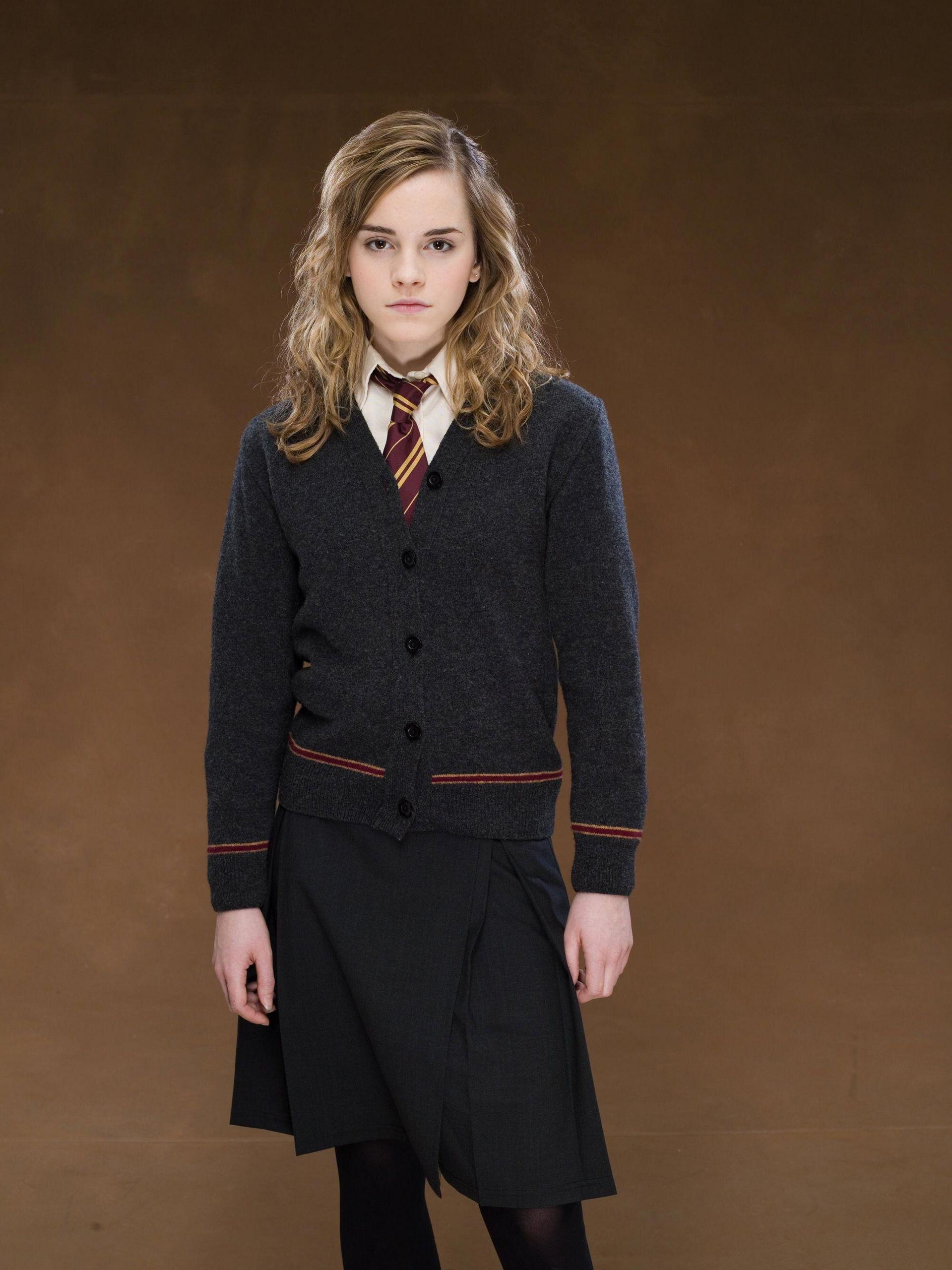 Hermione Granger // Halloween Costume Idea // Harry Potter ...