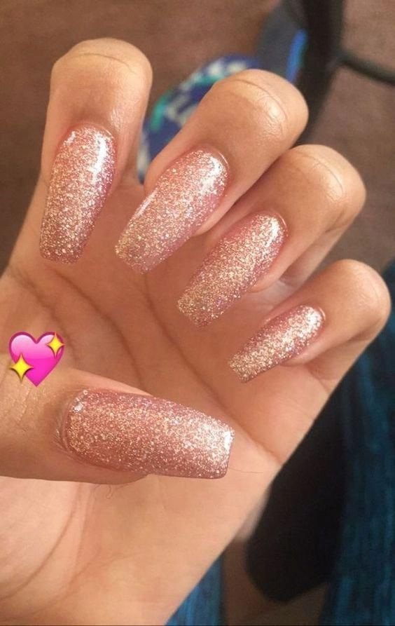 Have A Look At Our Coffin Acrylic Nail Ideas With Different Colors Trendy Coffin Nails Acrylic Nails Different Colors Acry Gorgeous Nails Nails Cute Nails