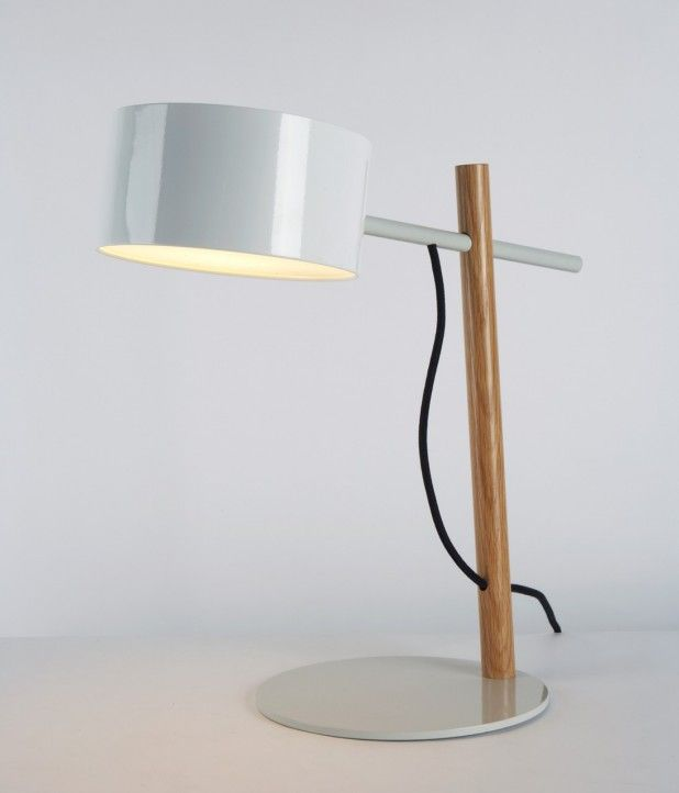 Excel Desk Lamp White By Rich Brilliant Willing Roll Amp Hill 조명
