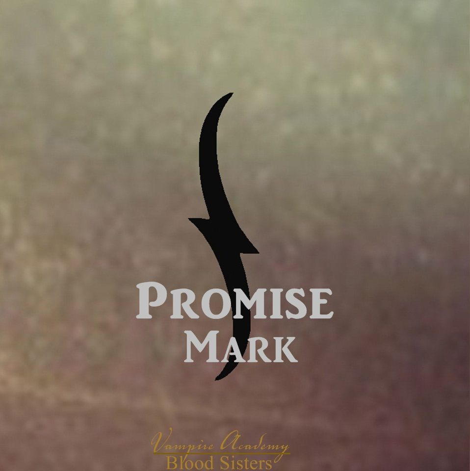 Promise Mark: After novices graduate from school, they receive a promise mark as a sign that they've finished their training