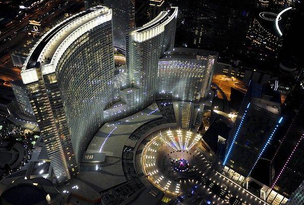Aria Inside Of City Center S New Luxury Hotel Las Vegas Hotels