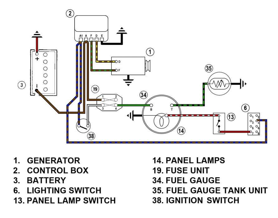 17  1972 Chevy Truck Fuel Gauge Wiring Diagram1972 Chevy