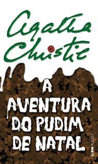 O Livrolotra A Aventura Do Pudim De Natal Agatha Christie
