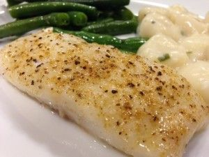 Grilled cod fish recipes