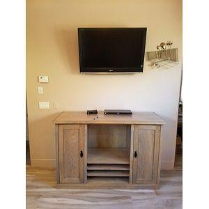 American Craftsman Style Cabinet In Custom Finish