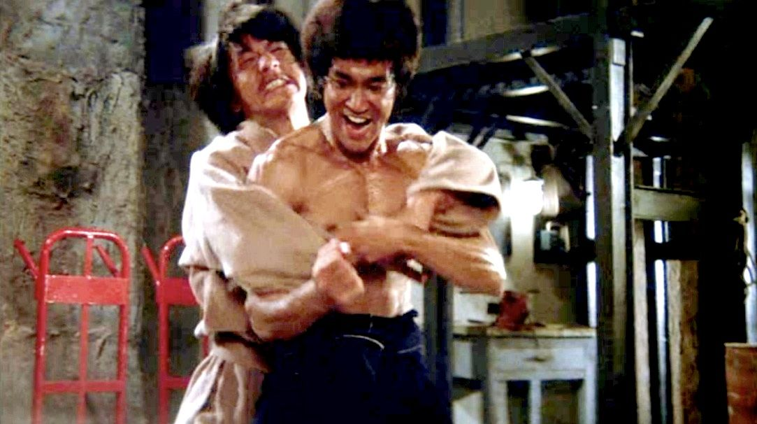 Enter-Dragon - Bruce Lee and Jackie Chan | Bruce ...