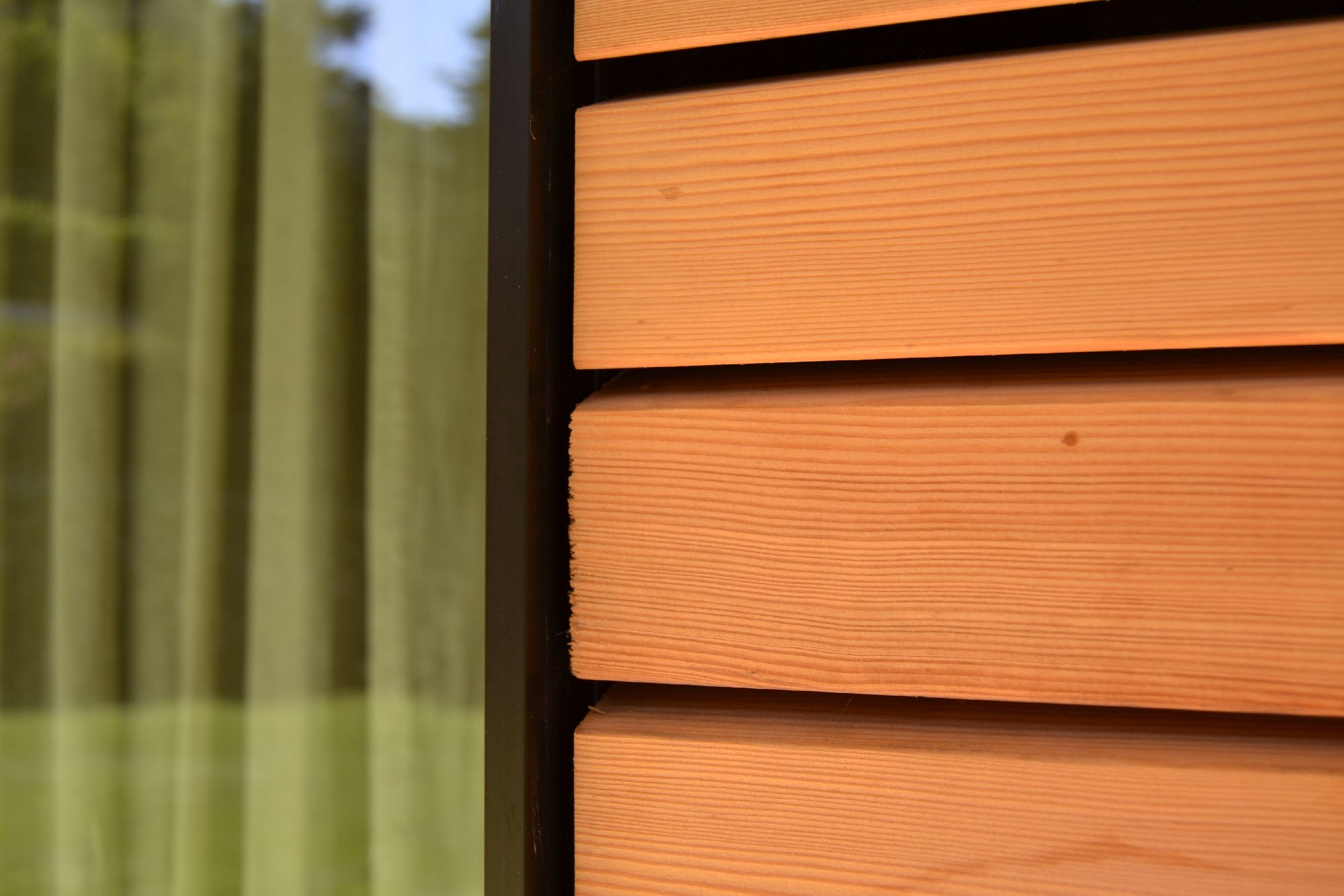 Pareti Esterne In Legno : Larice siberiano netto nodi rivestimenti in legno per pareti