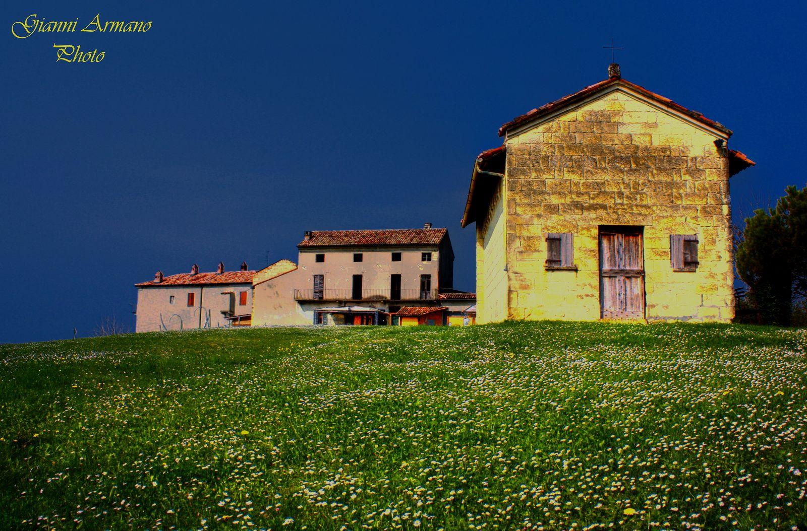 Moleto, piccola frazione del Monferrato (AL)