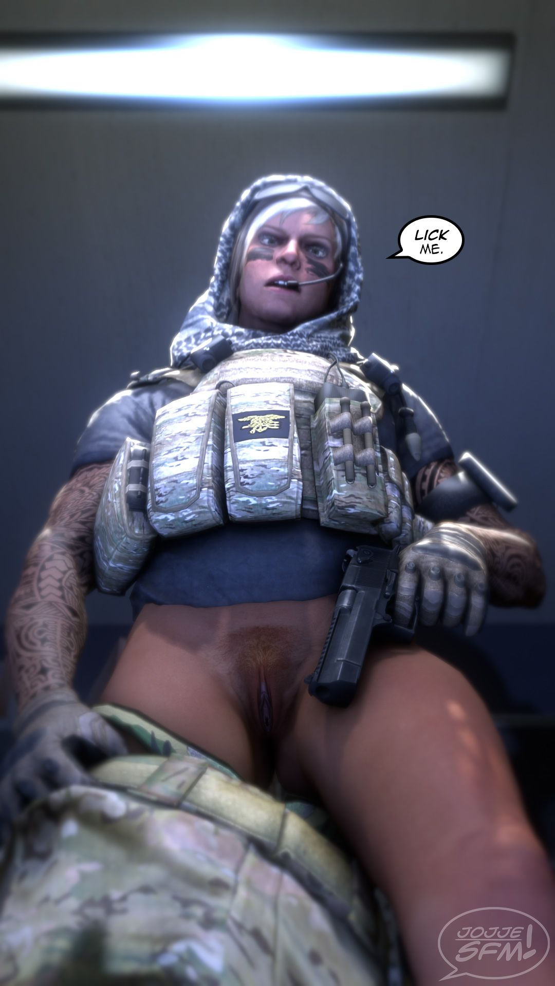 Flaky Cosplay Porn - Rainbow Six: Siege ~ Rule 34 Update Issue Pics] – Nerd Porn!